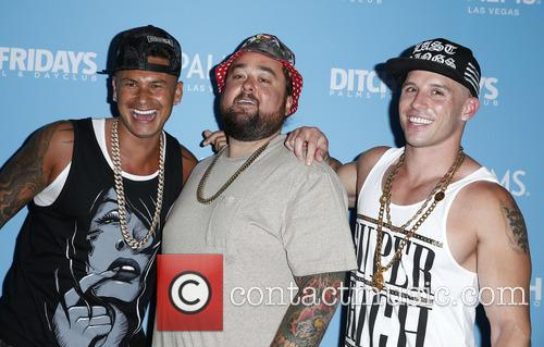 Dj Pauly D, Chumlee and Mikey P 5