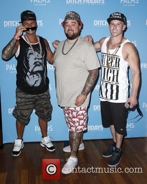 Dj Pauly D, Chumlee and Mikey P 1