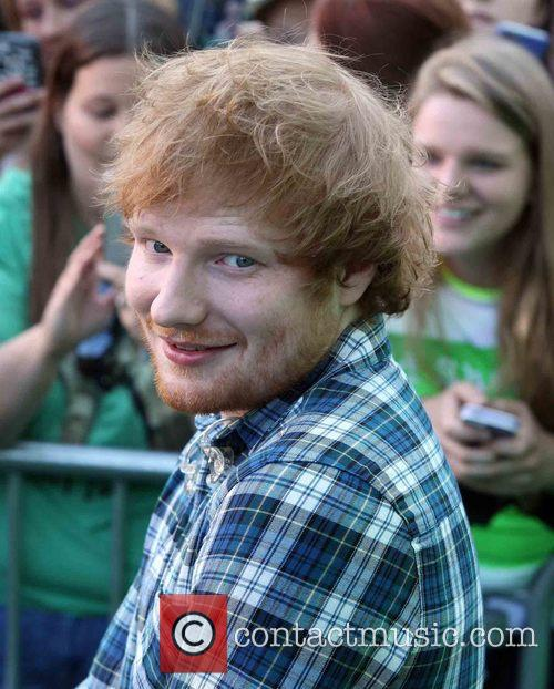 Ed Sheeran In Line For Concert Movie?