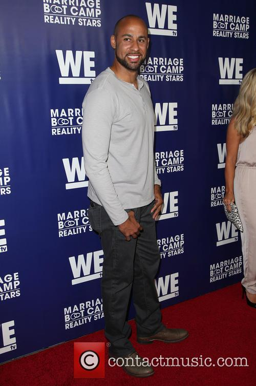 Hank Baskett 8