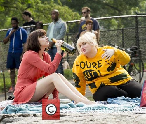 Dakota Johnson and Rebel Wilson 3