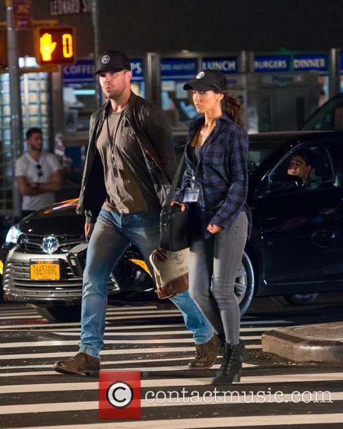 Megan Fox and Alan Ritchson 4