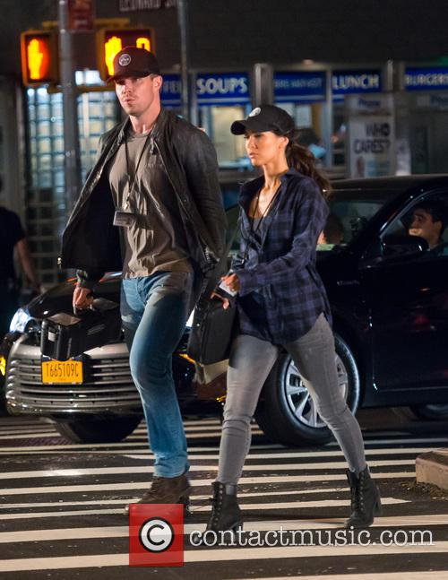 Megan Fox and Alan Ritchson 5
