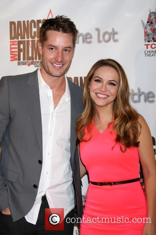 Justin Hartley and Chrishell Stause 6