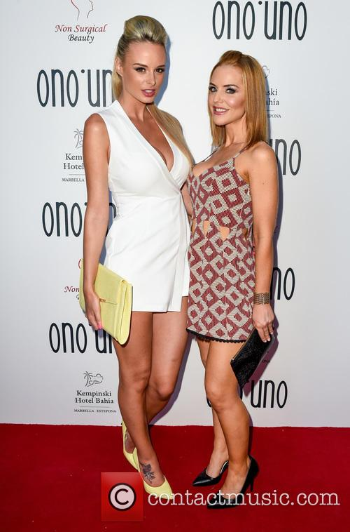 Rhian Sugden and Stephanie Waring 7