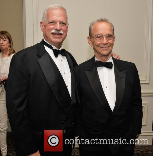 Joel Grey and Robert Sataloff 4