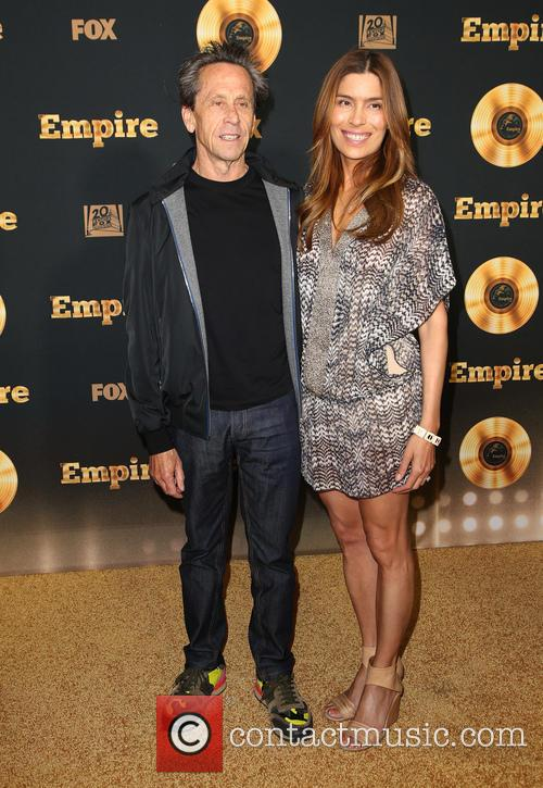 Brian Grazer and Veronica Smiley 8