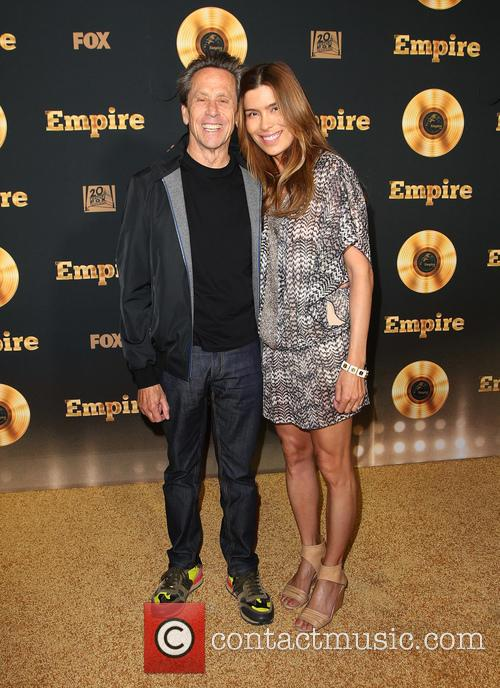 Brian Grazer and Veronica Smiley 1