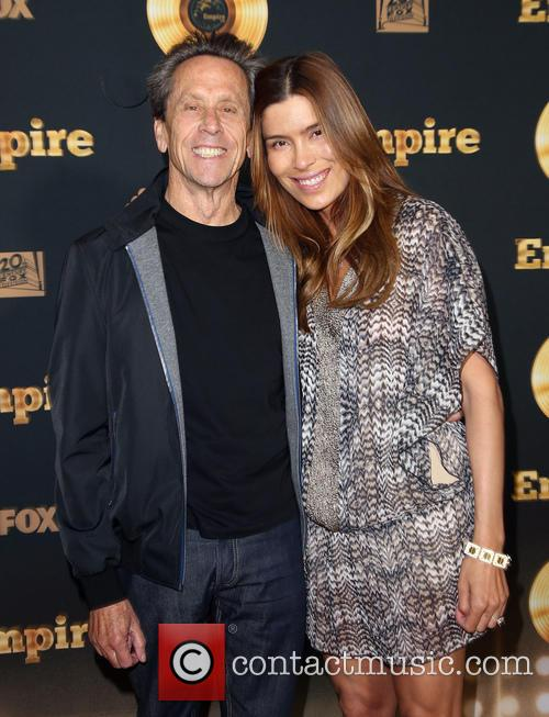 Brian Grazer and Veronica Smiley 10