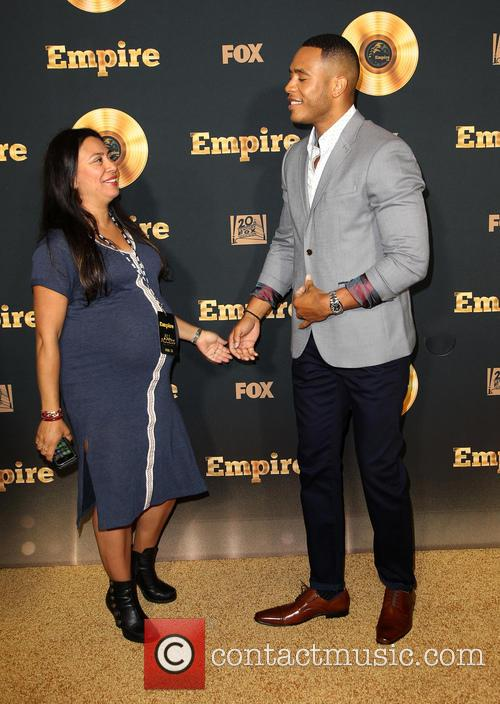 Barbara Lake-kelleher and Trai Byers 1