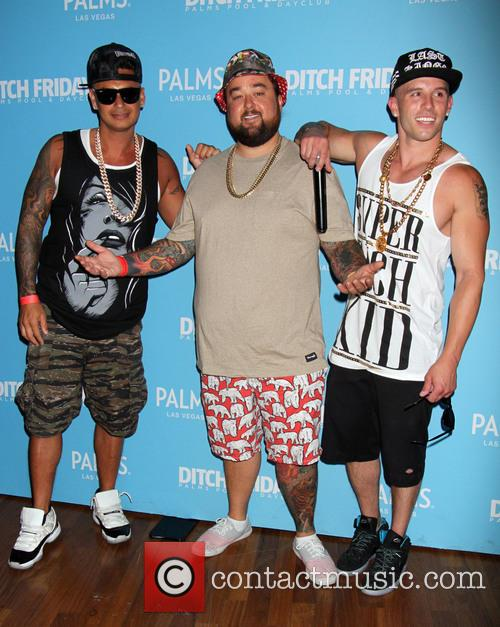 Pauly D, Chumlee and Mikey P 4