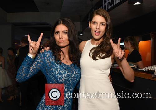Vanessa Fuchs and Raeba Yusufi 2