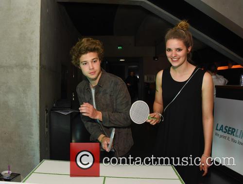Jascha Rust and Helene 2