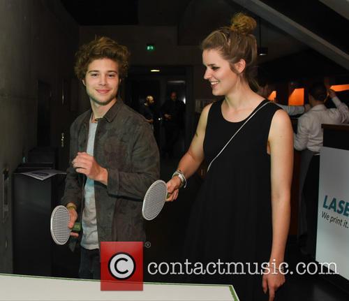Jascha Rust and Helene 1
