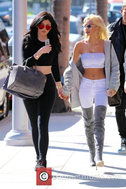 Kylie Jenner and Pia Mia Perez 5
