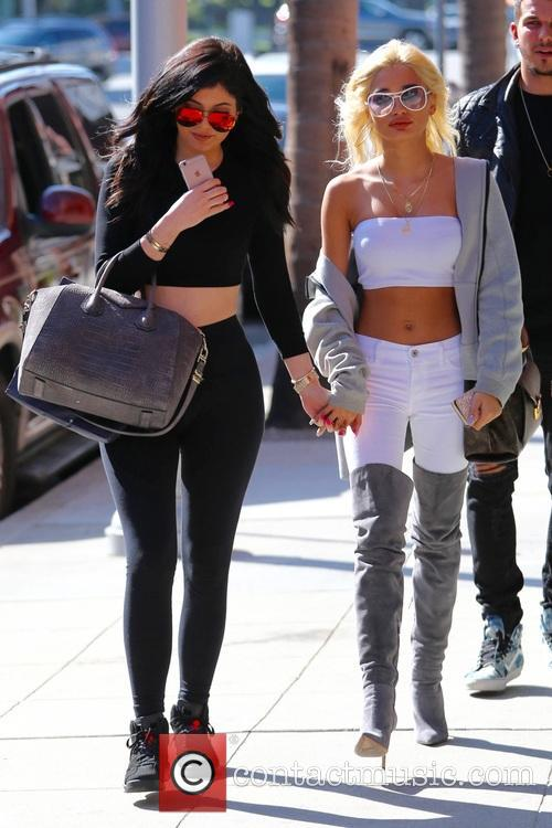 Kylie Jenner and Pia Mia Perez 7