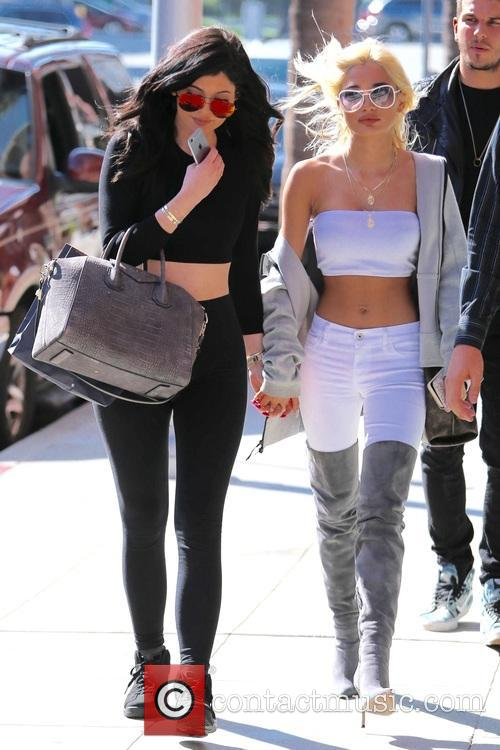 Kylie Jenner and Pia Mia Perez 10