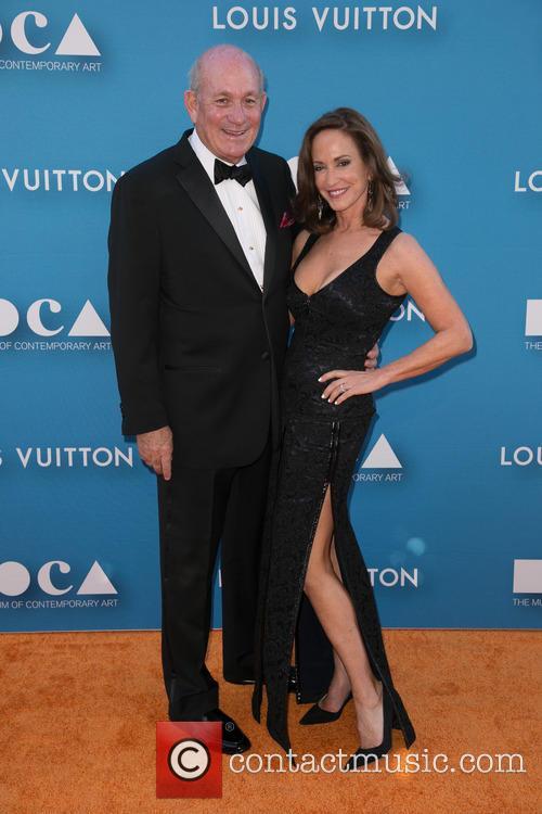 Lilly Tartikoff, Bruce Karatz and Louis Vuitton 1