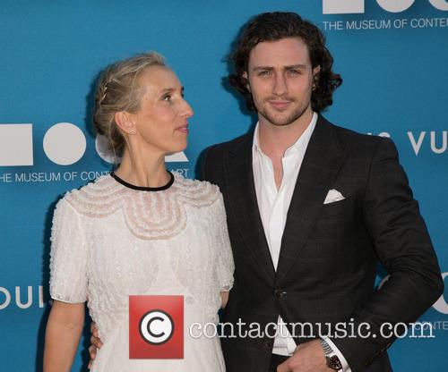 Sam Taylor-johnson and Aaron Taylor-johnson 4
