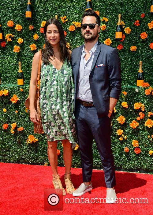 Rebecca Minkoff and Gavin Bellour 2