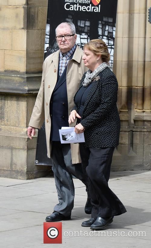 Anne Kirkbride and Tony Warren