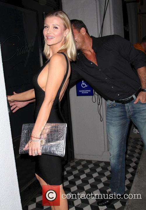 Joanna Krupa and Romain Zago 1