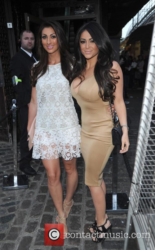 Luisa Zissman and Casey Batchelor 1