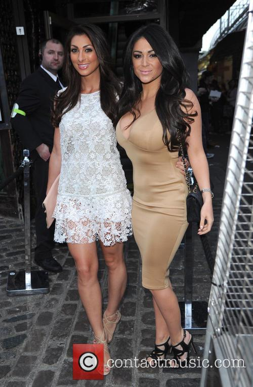 Luisa Zissman and Casey Batchelor 9