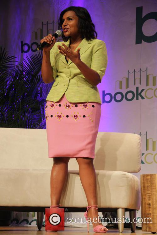 Mindy Kaling Asks What Everyone Thinks In New Book