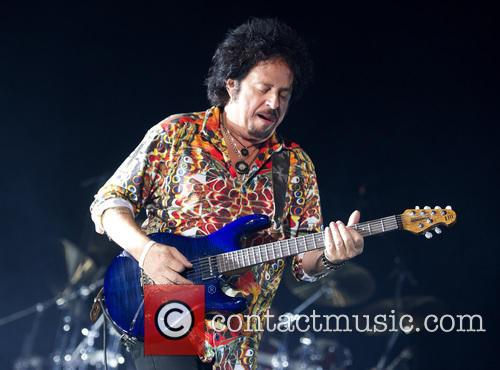 Toto, Joseph Williams and Steve Lukather 7