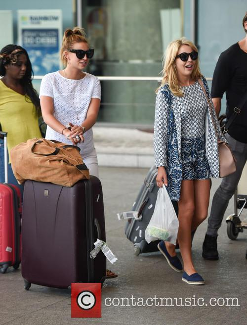 Lydia Bright and Ferne Mccann 3