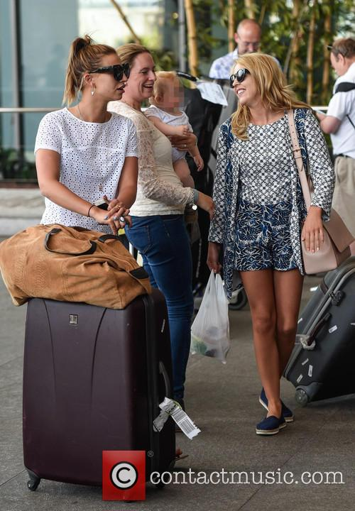 Lydia Bright and Ferne Mccann 1