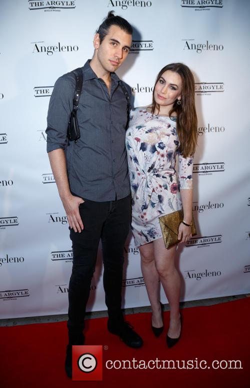 Nick Simmons and Sophie Simmons 4