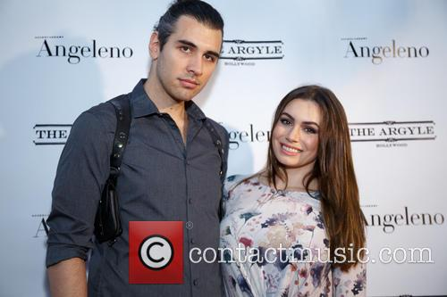 Nick Simmons and Sophie Simmons 5