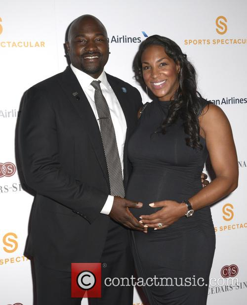Marcellus Wiley and Jazmin Lopez