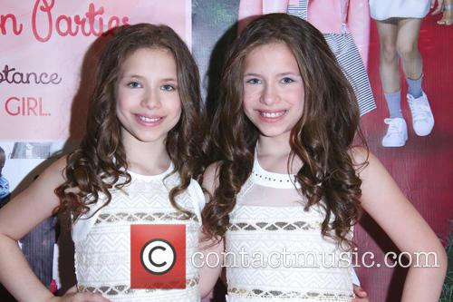 Bianca D'ambrosio and Chiara D'ambrosio 1