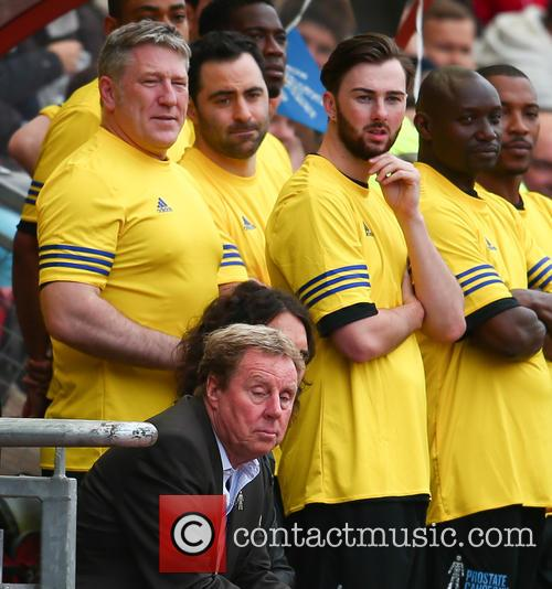 Harry Redknapp and Charlie Quirke 3