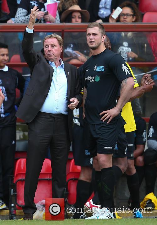 Harry Redknapp and Dan Osbourne 8