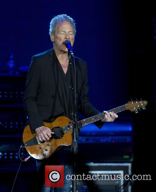 Lindsey Buckingham and Fleetwood Mac 3
