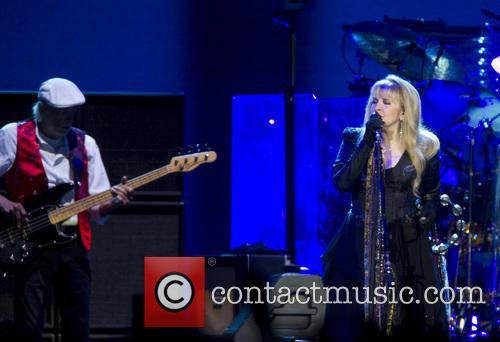 Stevie Nicks, John Mcvie and Fleetwood Mac 5