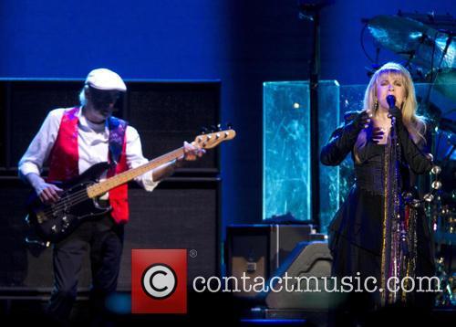 Stevie Nicks, John Mcvie and Fleetwood Mac 8