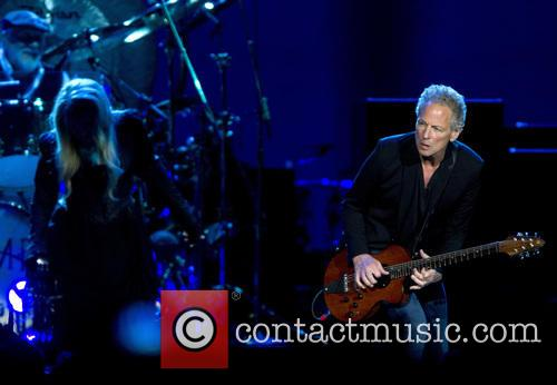 Lindsey Buckingham and Fleetwood Mac