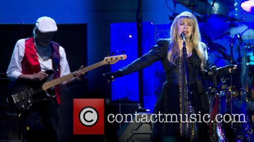 Stevie Nicks, John Mcvie and Fleetwood Mac 11