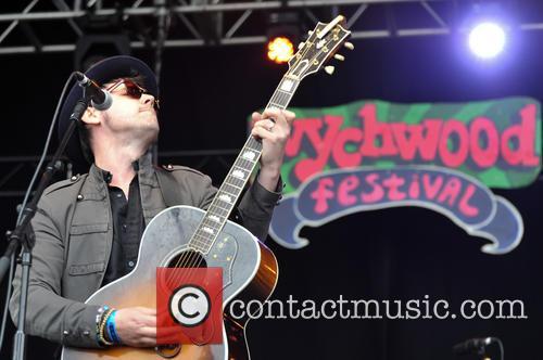 Wychwood Festival and Rusty Shackle 3