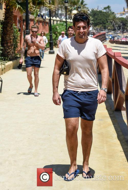 James Argent and Tommy Mallet 7