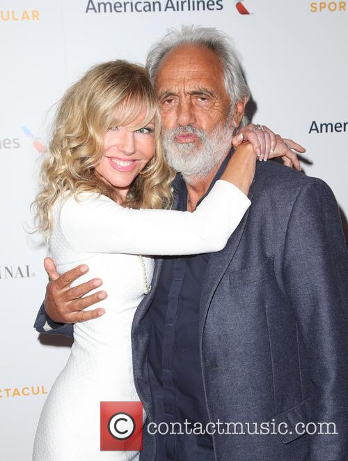 Shelby Chong and Tommy Chong 8