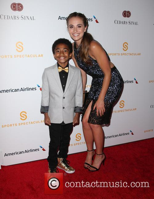 Miles Brown and Rachel Demita 3