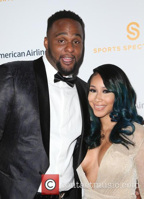 Glen Davis, Jasmin Jaye and Big Baby 3