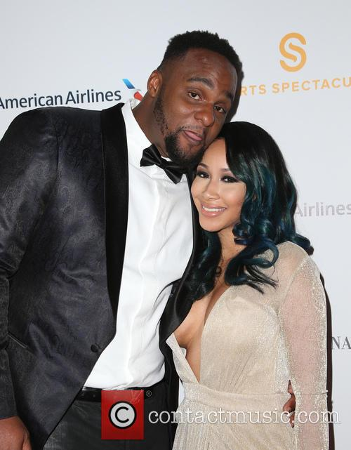 Glen Davis, Jasmin Jaye and Big Baby 5