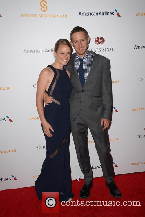 Rebecca Caldwell and Tommy Caldwell 2